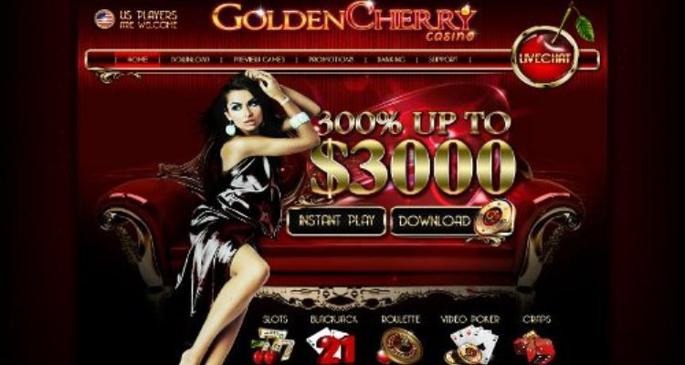 Golden Cherry Online Gambling Enterprise Review