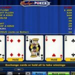 Marilyn's Poker II by Novomatic Video Poker
